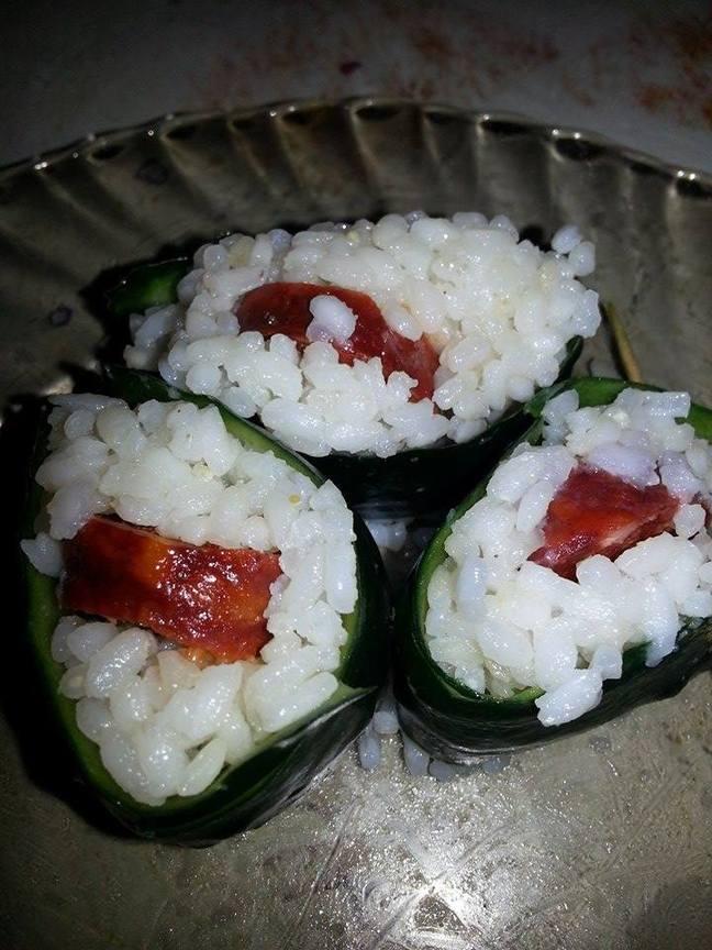 Slovenské sushi