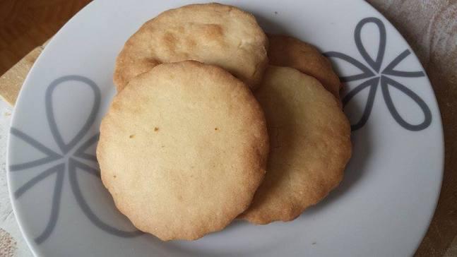 Sušienky z 3 surovín